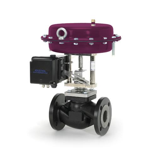 Valvula de Control PV25 – ANSI